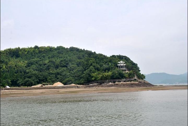 宁波看海地点:横山岛(横山码头)